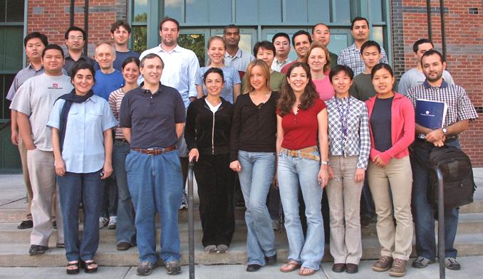 Group members - 2004